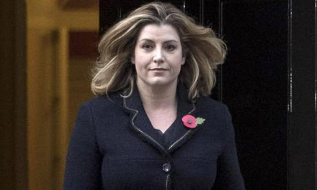 International Development Secretary Penny Mordaunt to discuss Oxfam scandal with National Crime Agency