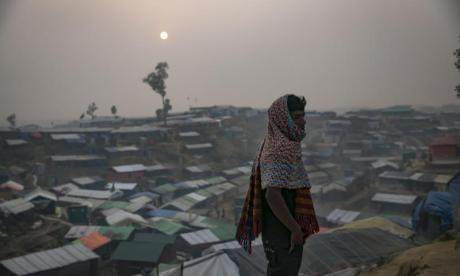 Rohingya refugees claim at least five mass graves exist in Myanmar