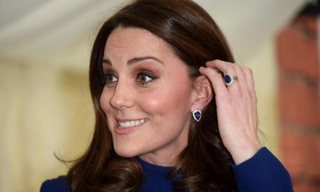 Duchess of Cambridge to launch nursing campaign