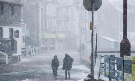 The Beast from the East has brought pretty miserable conditions to the UK