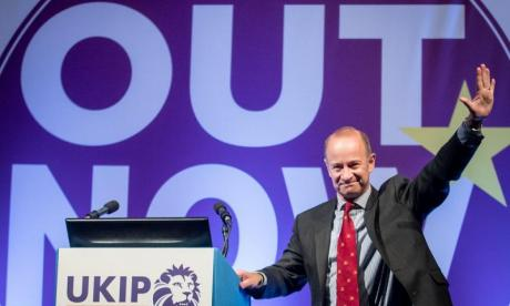 Henry Bolton was ousted as Ukip leader over the weekend