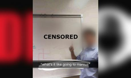 Students share 'highly offensive racist photo' on social media