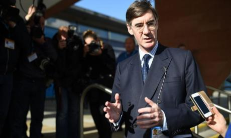 Rees-Mogg believes the EU wants to turn Britain into a 'vassal state'