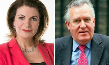 'Why are you so afraid?' - Julia Hartley-Brewer and Lord Hain in heated debate over second Brexit referendum