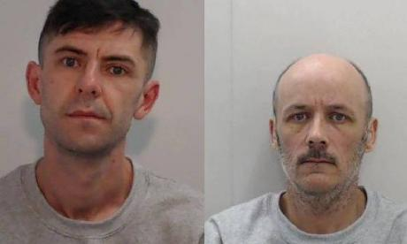 Four men sentenced for 'vicious and brutal' attack on dog walker over 'trivial matter'