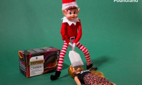 Poundland Christmas elf adverts banned for being demeaning and offensive