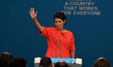 Patel spoke to Julia Hartley-Brewer today