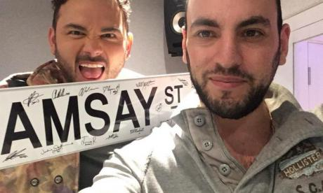 Ryan Thomas spoke to Johnny about his globe-trotting soap career