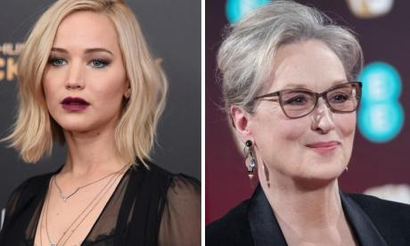 Jennifer Lawrence and Meryl Streep angered by Harvey Weinstein's lawyers
