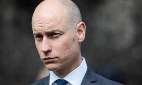 Stephen Kinnock said Corbyn's stance on a future customs union was a 'step in the right direction'