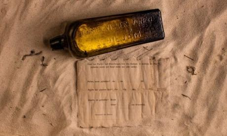 Oldest known message in a bottle discovered in Australia
