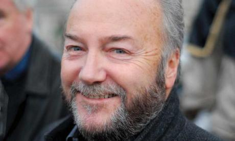 George Galloway said Russia was a 'labyrinth'