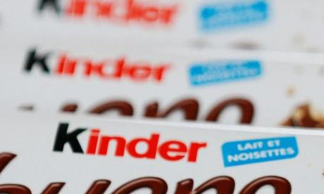 Kinder Easter eggs criticised for 'sexism'