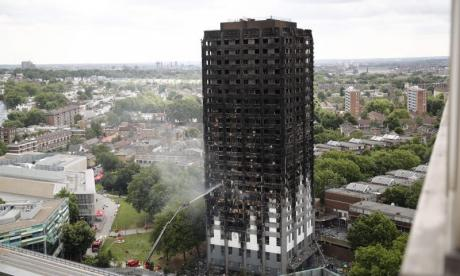 Community space destroyed in Grenfell Tower fire to be rebuilt