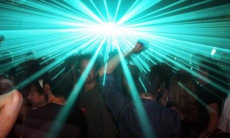'At illegal raves there may not be anyone to help you if something goes wrong', says club owner