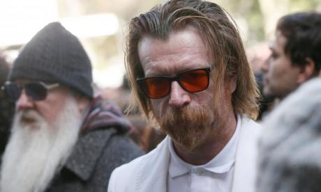 Bataclan survivor Jesse Hughes criticises students calling for US gun control