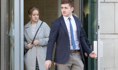 Online comments posted by juror in Irish rugby rape trial investigated