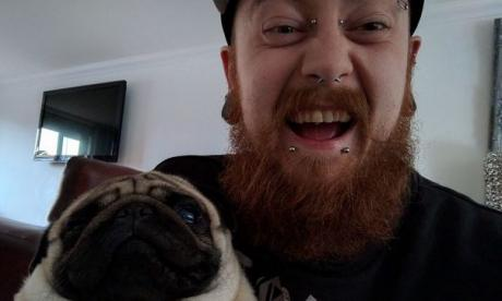 Man convicted of hate crime over video showing pug doing Nazi salute