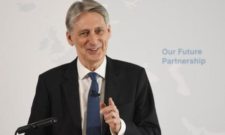 Philip Hammond has been urged to help small firms