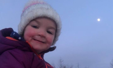 Kiera Moore would have celebrated her third birthday next Tuesday