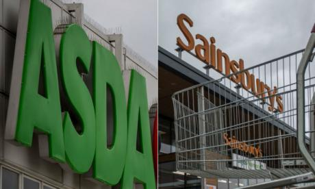 Asda and Sainsburys confirm £12bn merger