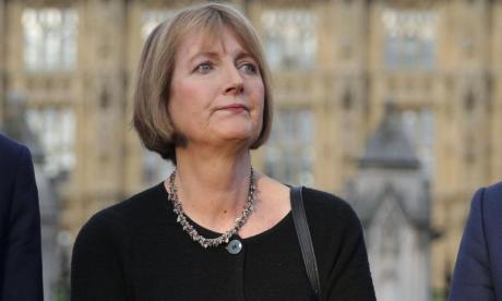 Harriet Harman accepts apology from MP Kemi Badenoch over hacking