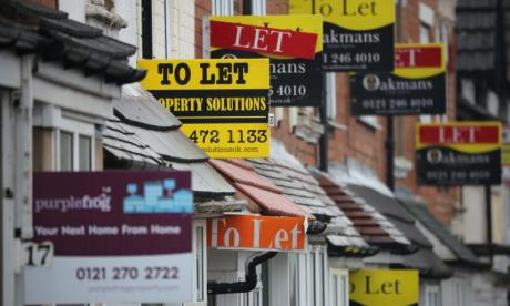 'Britain's housing problems have developed into a full-blown crisis,' says the Resolution Foundation