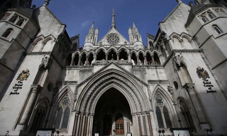 The High Court in London, where Tatiana Akhmedova has been granted further orders