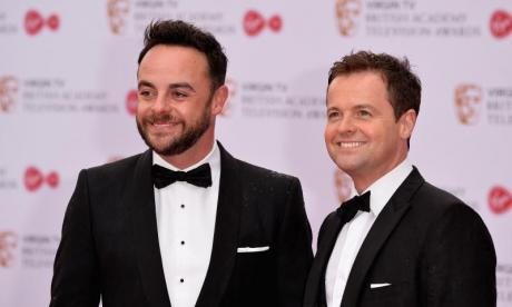 Saturday Night Takeaway is up against Britain's Got Talent, The Voice and Michael McIntyre's Big Show