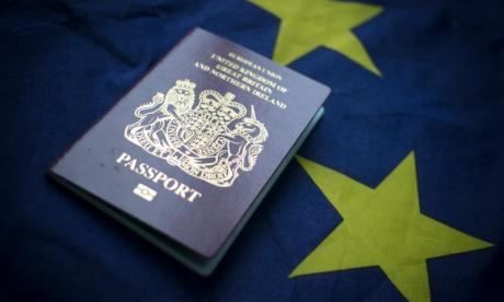 """De La Rue said it was the """"highest quality and technically most secure"""" option for producing the post-Brexit travel document"""
