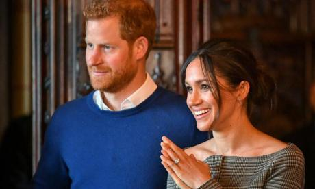 Prince Harry and Meghan Markle ask for charity donations instead of wedding gifts