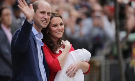 Kensington Palace announces Royal Baby name