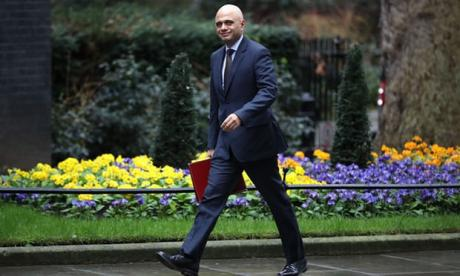 BREAKING: Sajid Javid announced as new Home Secretary