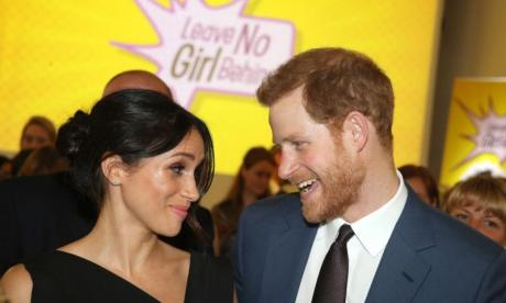Harry and Meghan to appear on commemorative coin