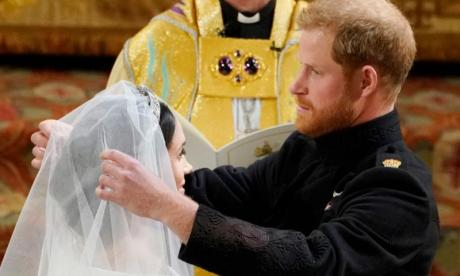 Who were the celebrity guests at the Royal Wedding?