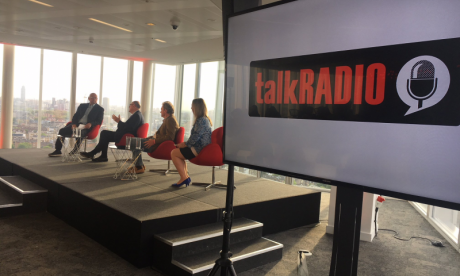 Watch talkRADIO and The Sun's Royal Debate