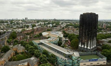 Firefighter who inspected Grenfell Tower admits he didn't look at cladding
