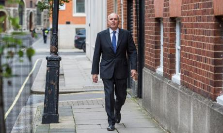 Iain Duncan Smith: Businesses should not 'lecture' government on Brexit