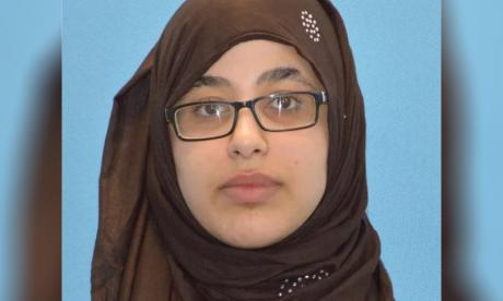 Woman jailed for failing to alert police of friend's terror plans