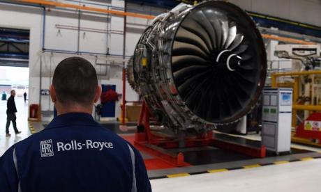 Rolls Royce to cut 1,500 jobs