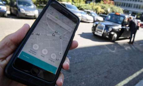 Uber to appeal having its London license suspended