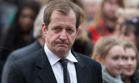 Alastair Campbell brands Corbyn a Brexiteer and says being in the Labour party is 'difficult'