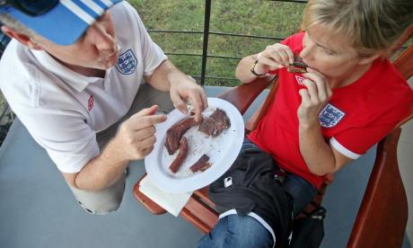 England fans warned not to make fire crews' jobs 'harder' with barbecues