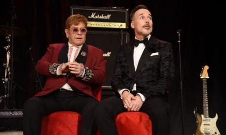 Elton John: 'There may come a time I meet Trump to discuss AIDS'
