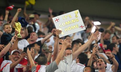 Music streams of Three Lions surge as England triumphs over Colombia