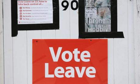 Vote Leave should face criminal investigation for overspending, says Labour MP