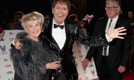 'He was so incredibly emotional,' says Hunniford about Sir Cliff's reaction