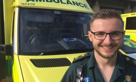 Paramedics suffer abuse 'on a weekly basis'