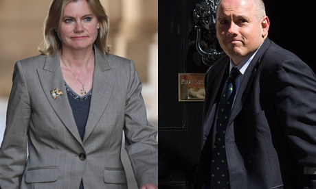 Brexit wars: Justine Greening calls for second referendum, Robert Halfon calls the idea 'bonkers'