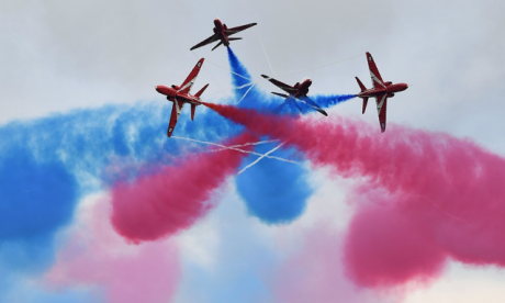 """RAF Scampton in Lincolnshire is being axed as part of a move to provide more """"modern and efficient"""" military bases"""